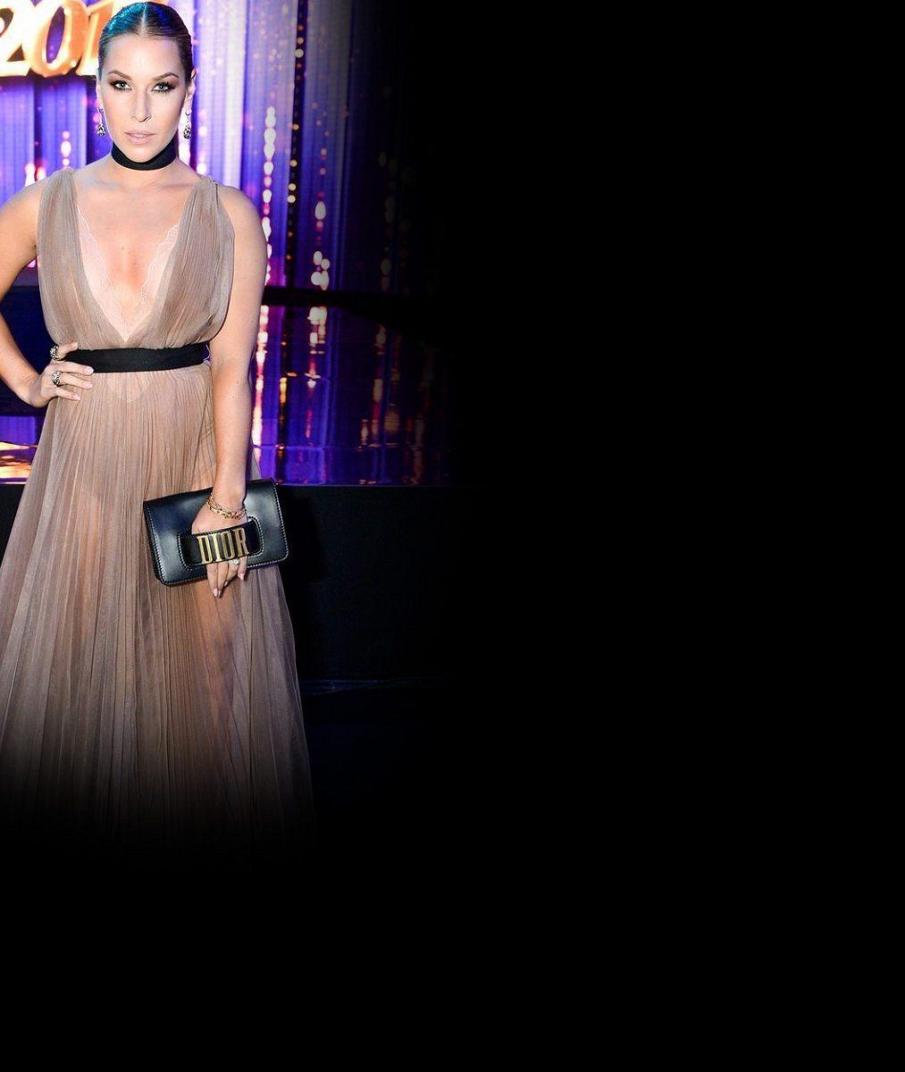 Nejkrásnější slovenská tenistka Dominika Cibulková se na Miss pochlubila maminkou i manželem