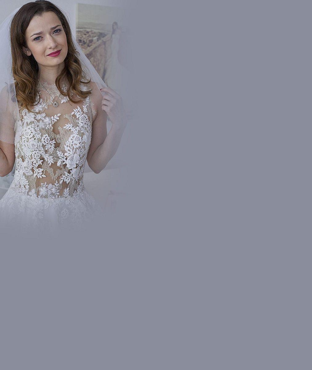 Jégrovky, hřejivé polštářky a sněhule: Na tuhle svatbu Marika Šoposká jen tak nezapomene