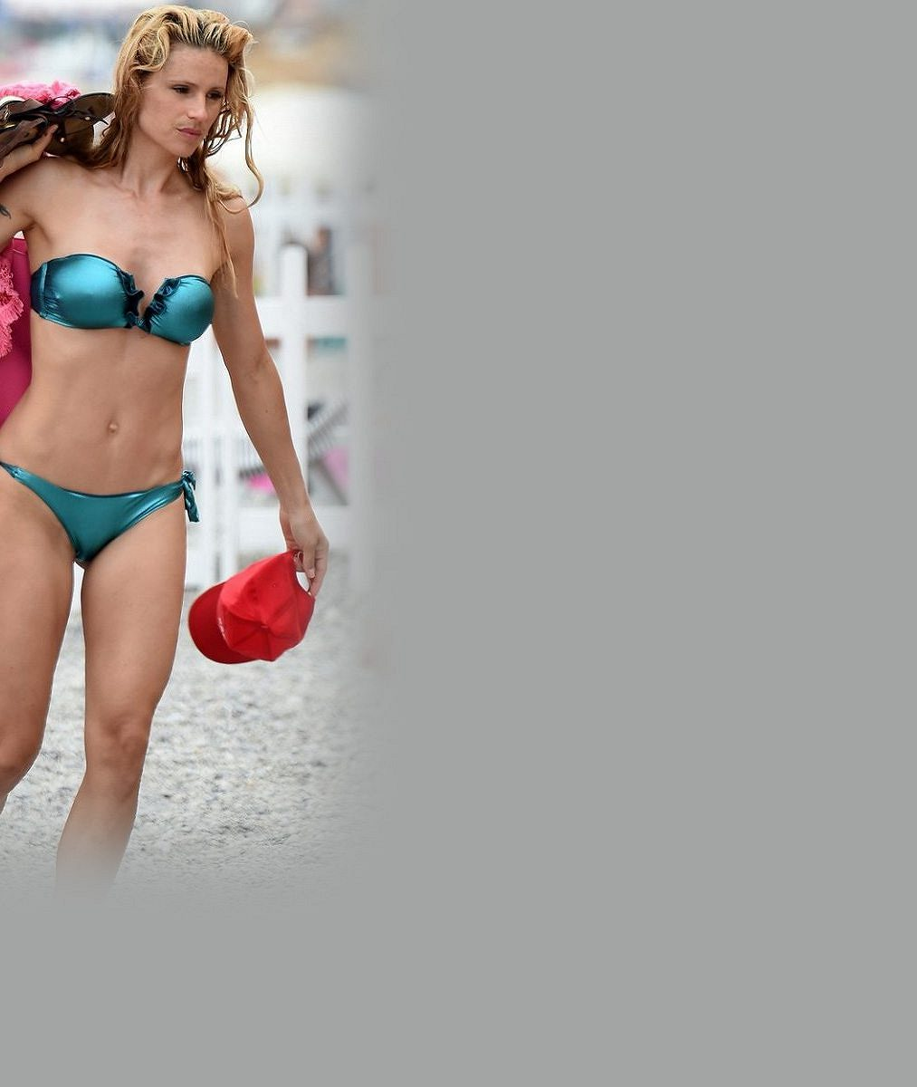 Erosova exmanželka je v bikinách dokonalá: Klidně by si mohla ubrat polovinu věku
