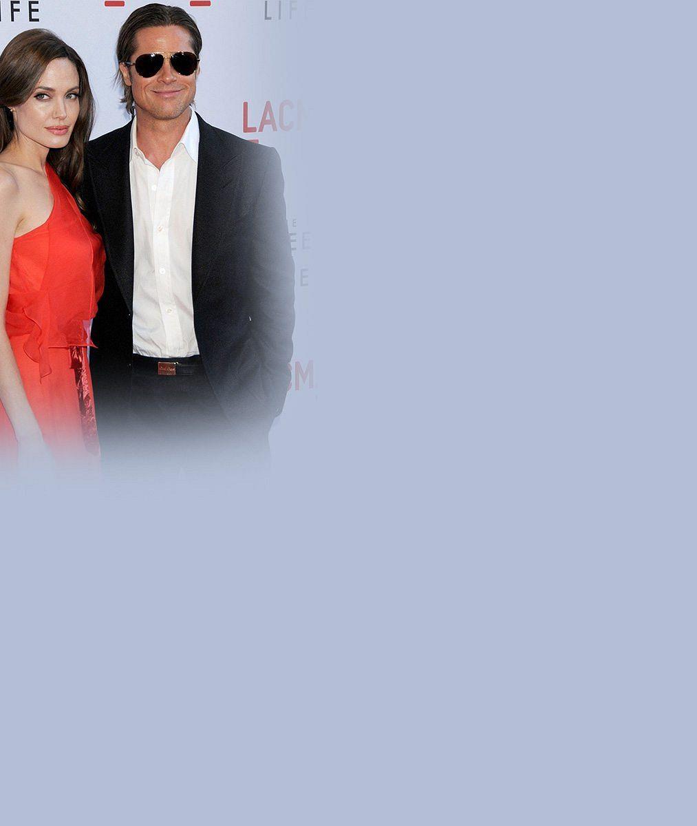 Takhle jsme ji od rozchodu s Bradem Pittem neviděli: Angelina Jolie má konečně pořádný důvod k úsměvu