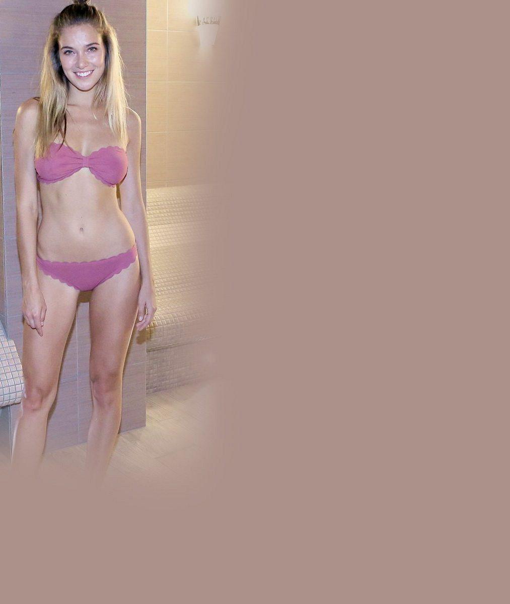 Miss Bezděková se svlékla do plavek, ale zase tak dobré to prý není: Takhle to vypadá, když vypadne z formy