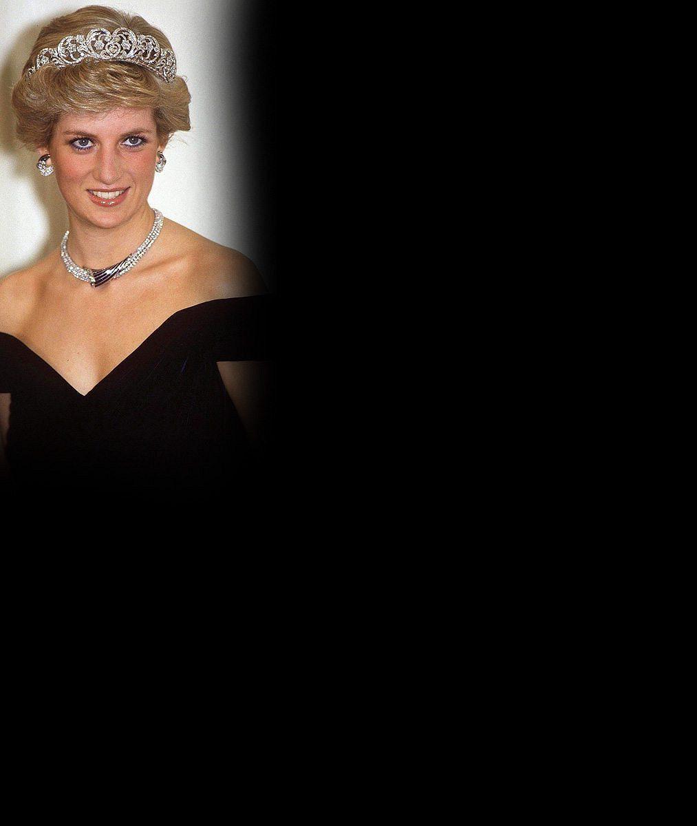 Vévodkyně Kate společně s princi Williamem a Harrym uctila památku své nikdy nepoznané tchyně Diany