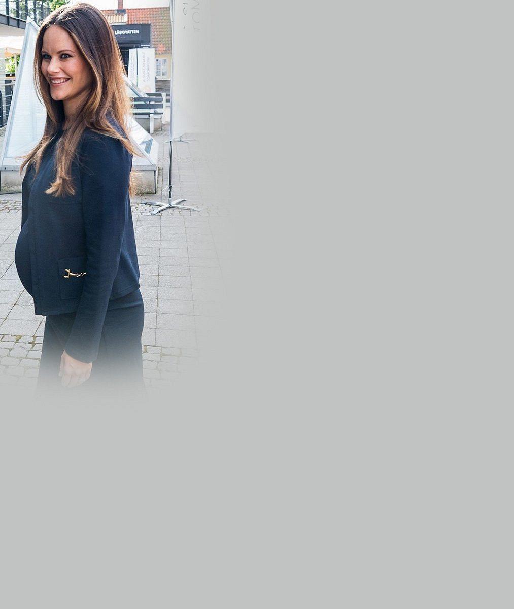 Další přírůstek do švédské královské rodiny: Princezna Sofia zHotelu Paradise je dvojnásobnou maminkou