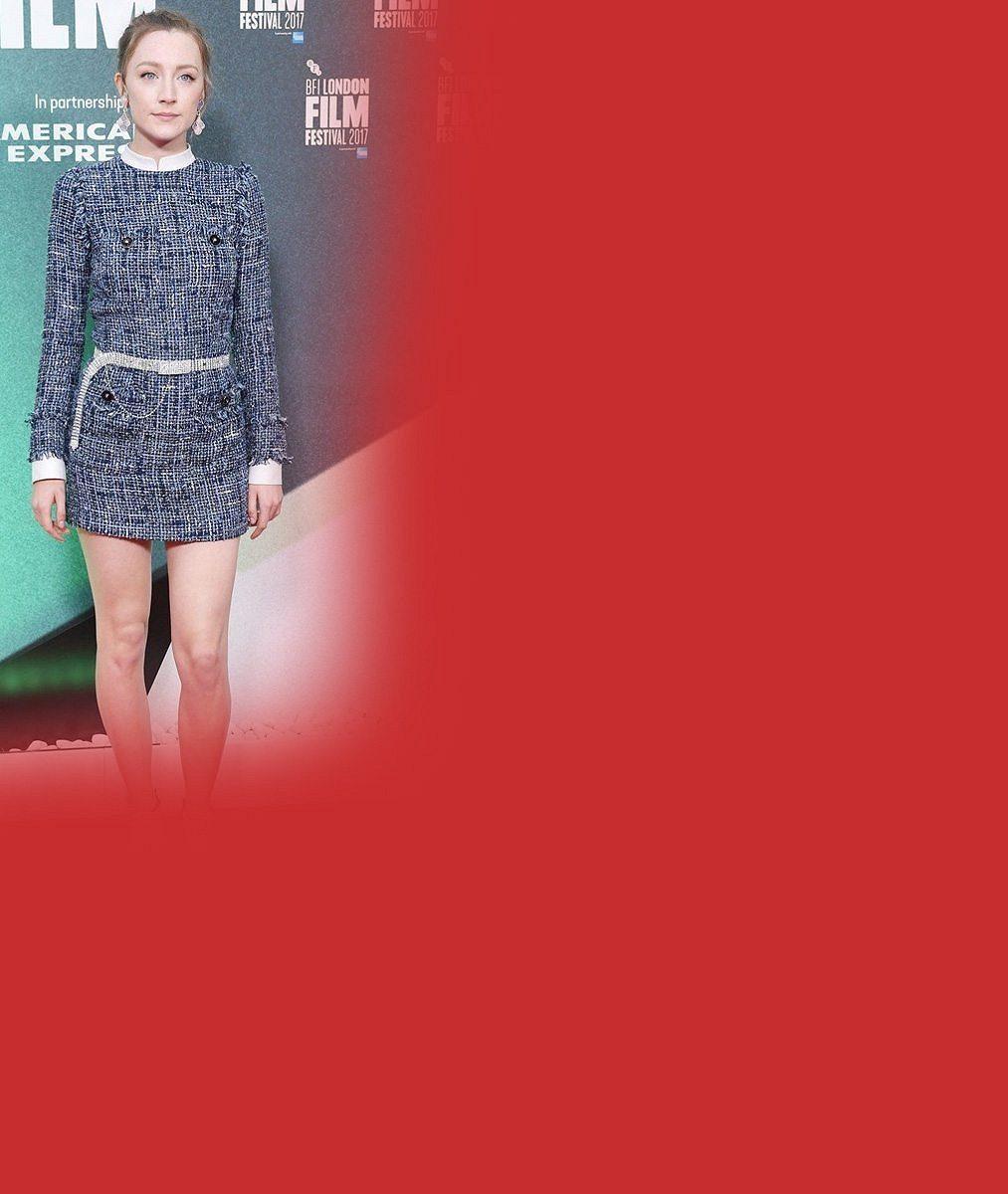 Nadějná herečka, která byla už ve 13 letech nominovaná na Oscara, dospěla a ukázala štíhlé nožky v mini šatech