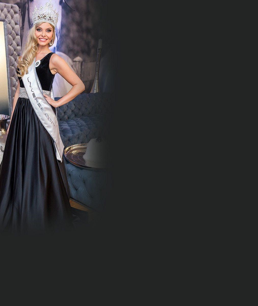 Slovenskou královnou krásy se stala tato blondýnka: Její silnou disciplínou byla promenáda v plavkách