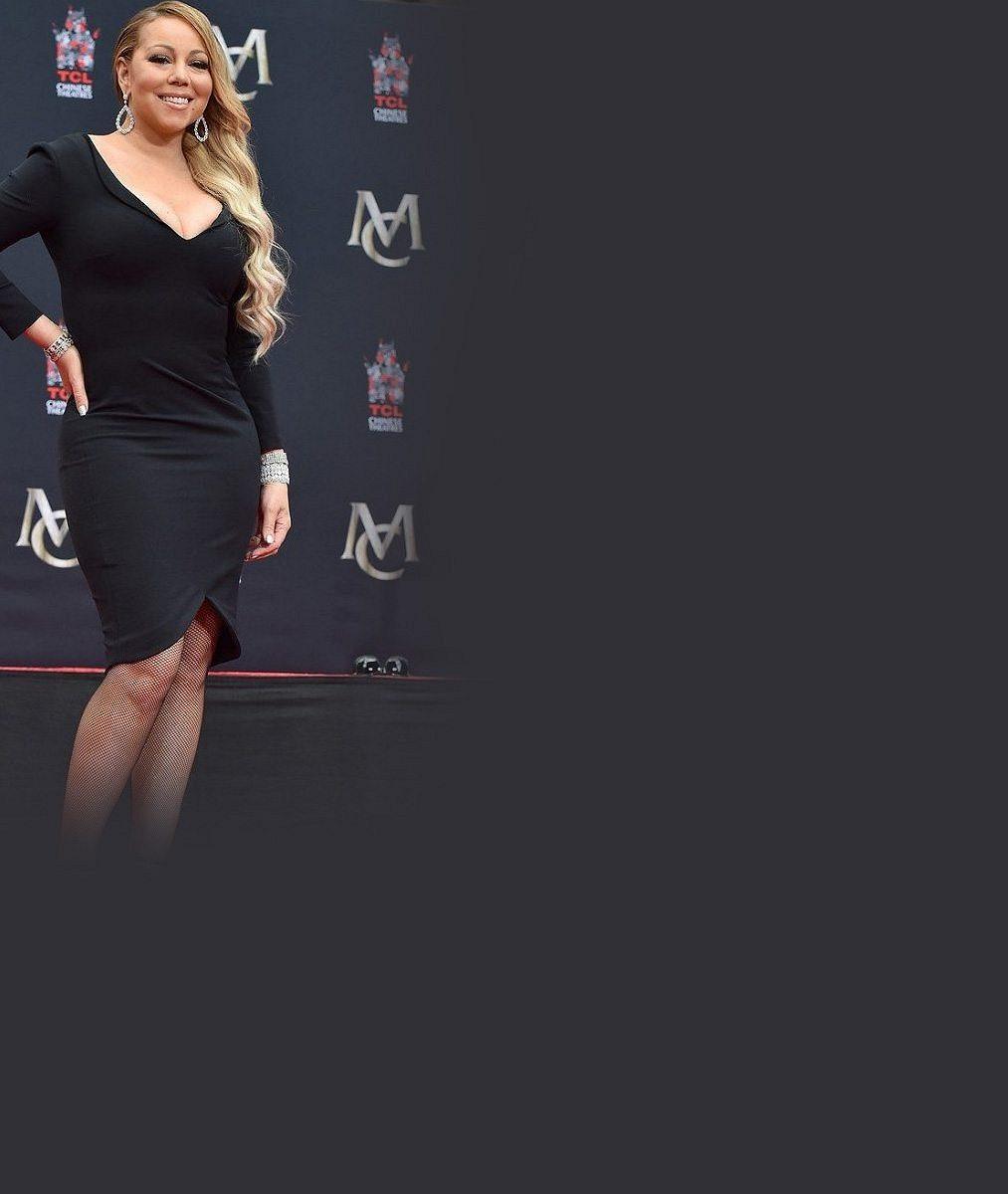 Přebytečná kila už jí překážela při tanci: Macaté Mariah Carey má s hubnutím pomoci zmenšení žaludku