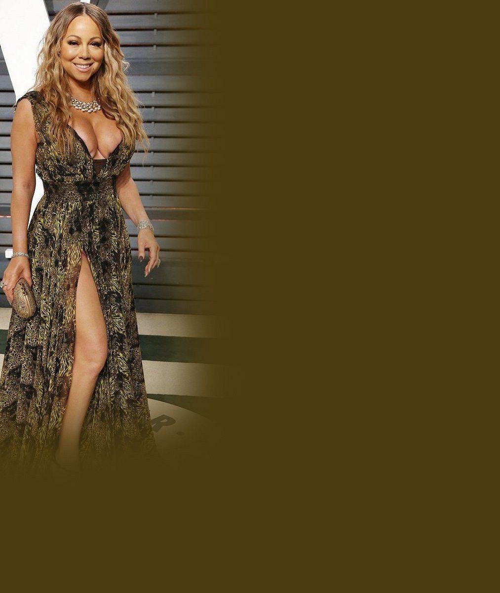 Mariah Carey má za sebou blahobytný rok: 10 důkazů jejího marného boje s jo-jo efektem