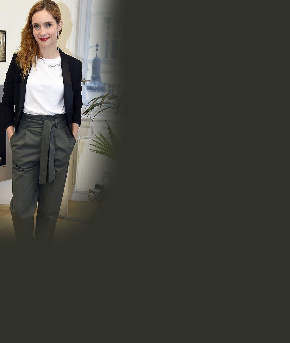 Proměnila se v něžnou princeznu: Krásná Hana Vagnerová si opět vyzkoušela roli modelky