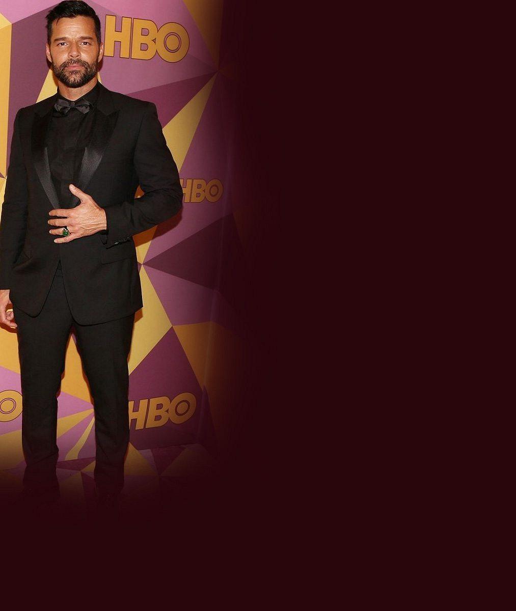 Ricky Martin se oženil: Jeho manželem je o 13 let mladší malíř ze Sýrie