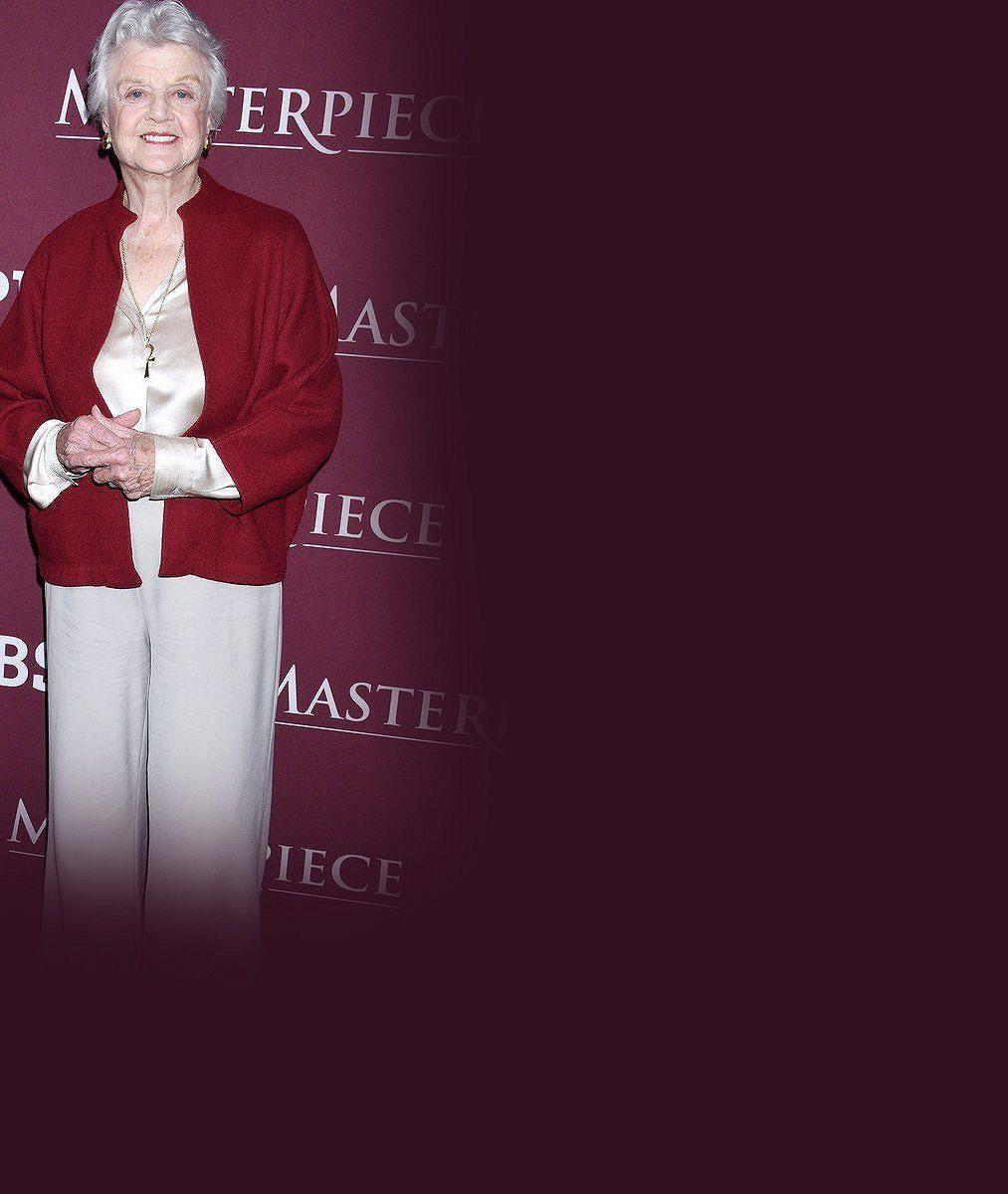 Seriálová Jessica Fletcherová je stále plná sil: Legendární herečka (92) další role neodmítá