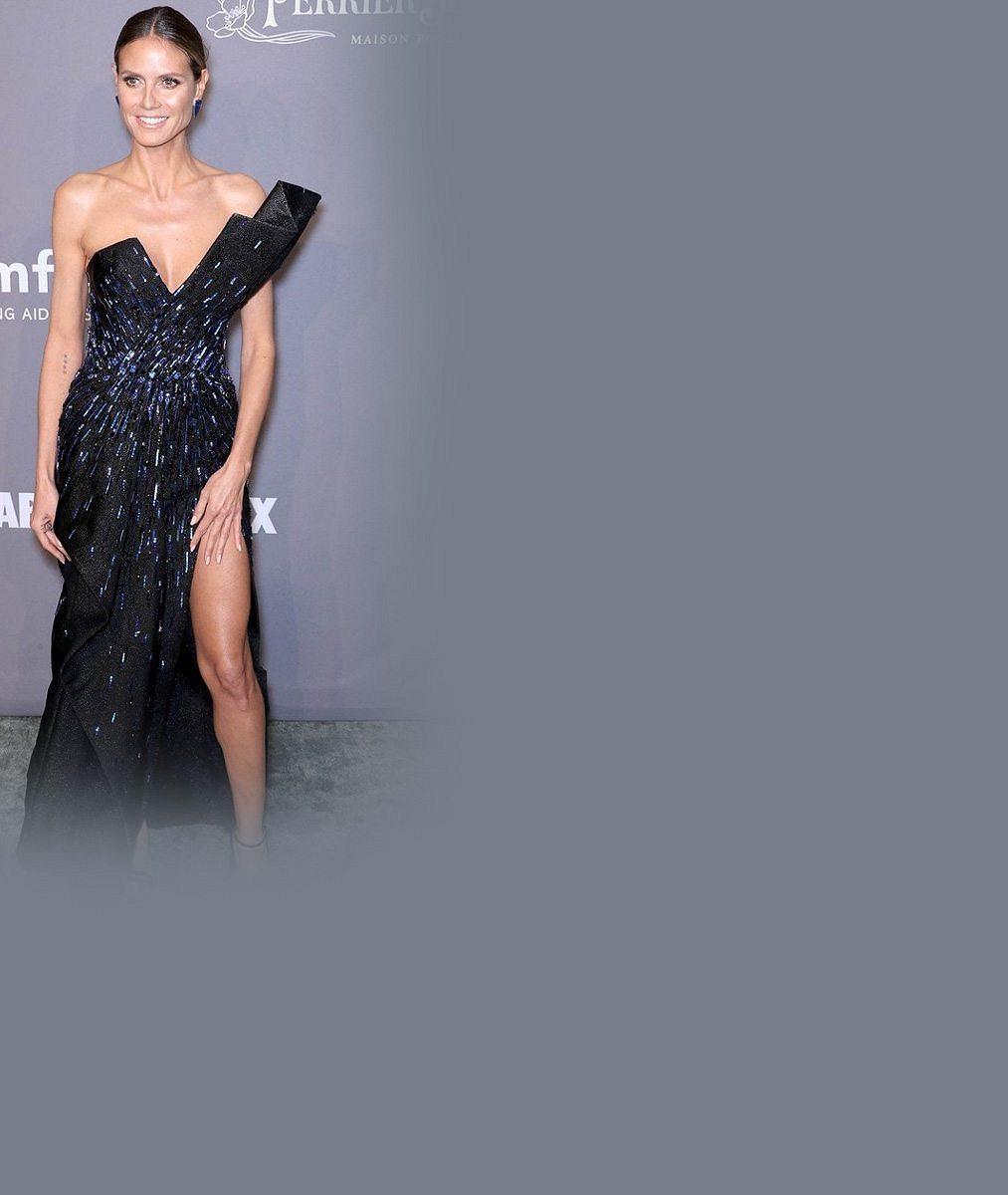 Heidi Klum (44) nejspíš sama dlouho nezůstane: V kampani na spodní prádlo vypadá fantasticky