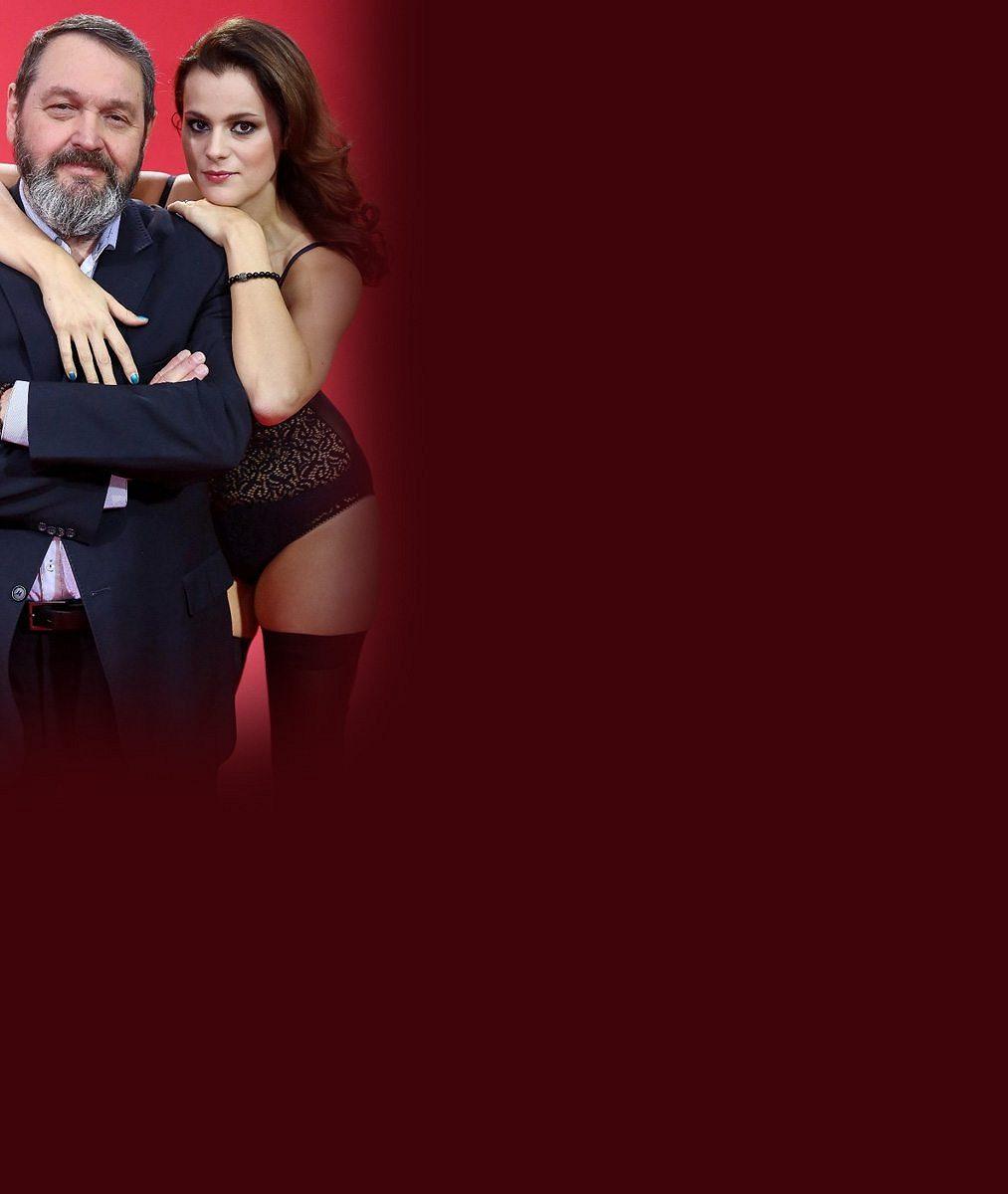 Rodinná idylka ubazénu: Josef Kokta zvěčnil svou ženušku Ornellu nahoře bez