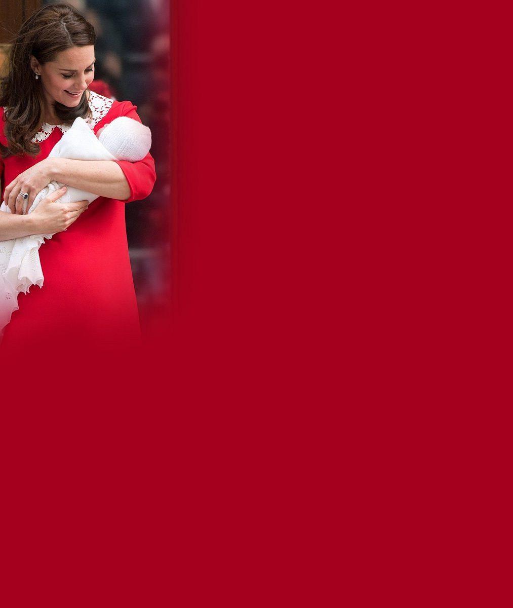 Jak se bude jmenovat třetí potomek Kate a Williama? Britové v tom už mají celkem jasno
