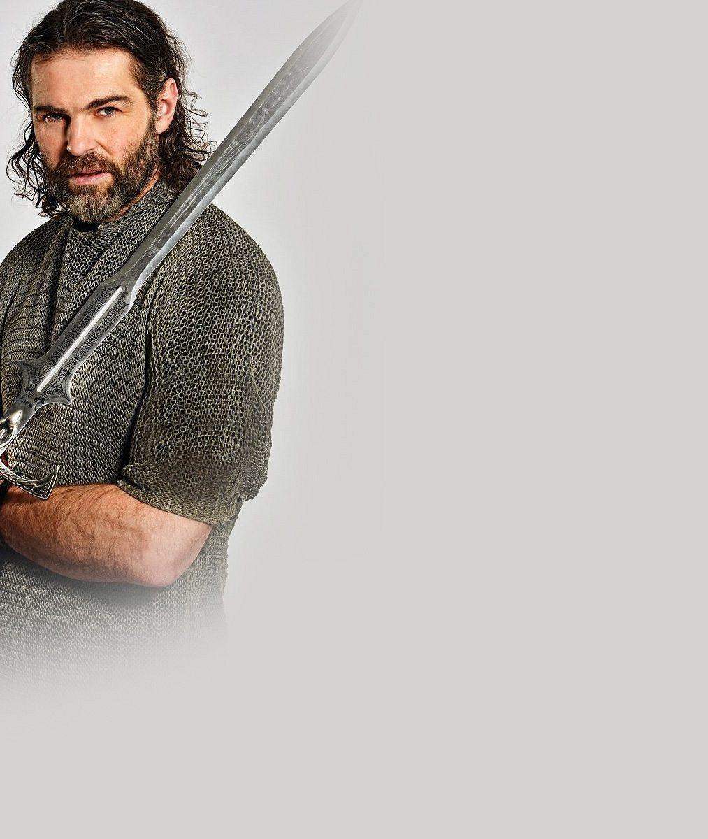 Jaromír Jágr oblékl rytířskou zbroj a promluvil o nestydatých myšlenkách