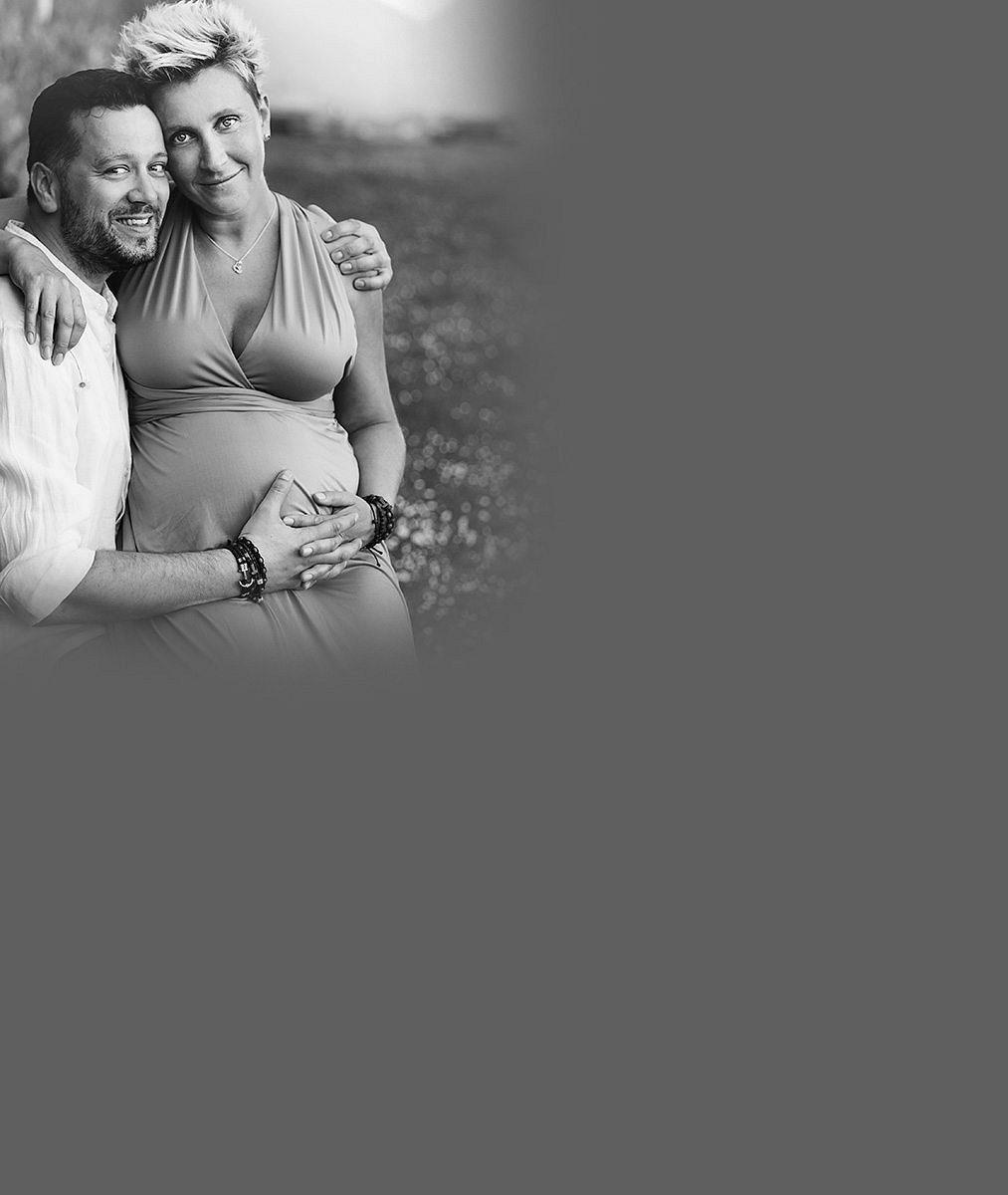Štěstí a láska z nich přímo srší! Podívejte se, jaké nafotil Michal Kavalčík se svou snoubenkou snímky