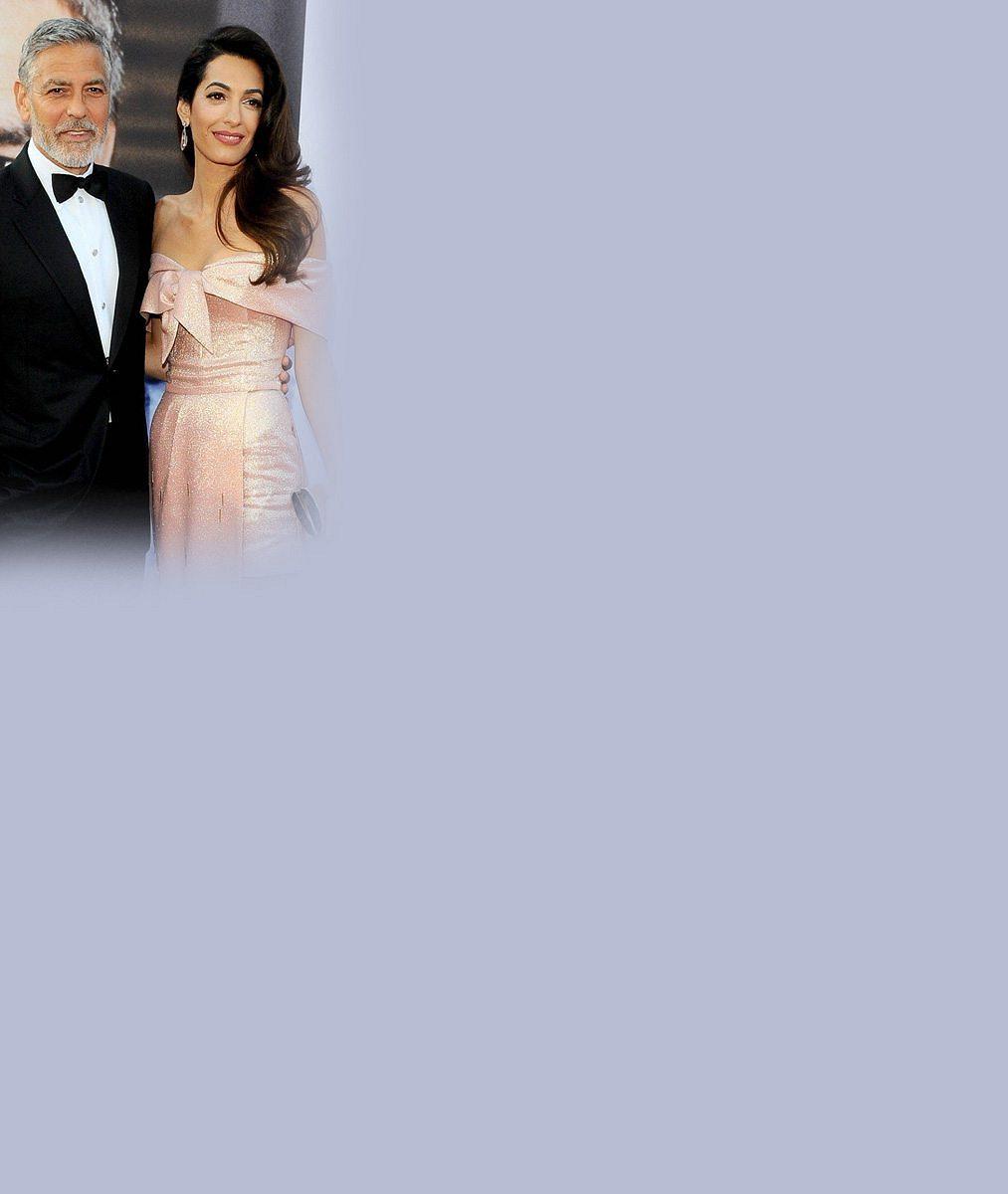 George Clooney převzal cenu za celoživotní dílo. Největším oceněním však byla dojemná řeč jeho manželky