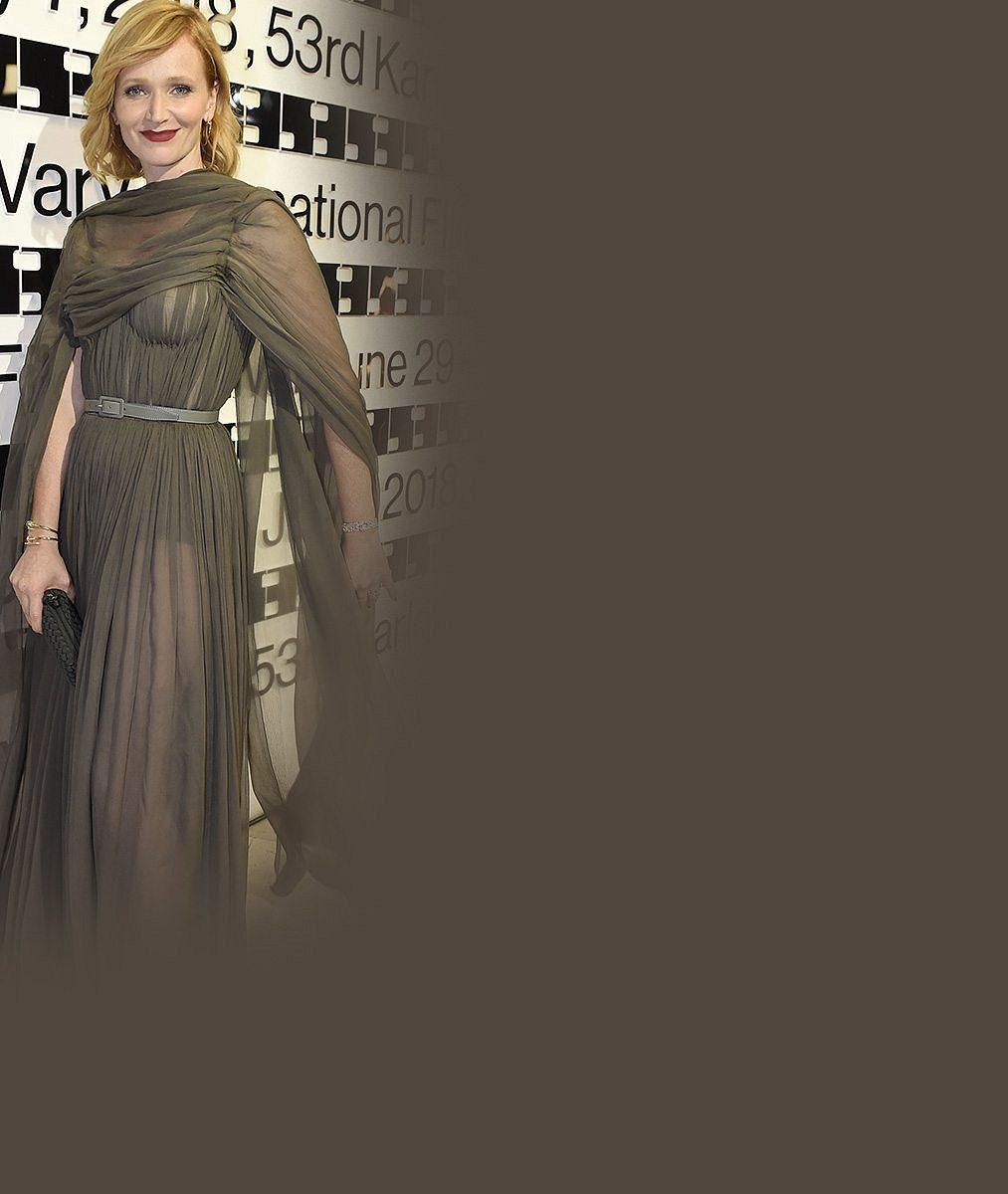 Aňa Geislerová poprvé jako Božena Němcová: Nafasovala jsem to náročnější období jejího života