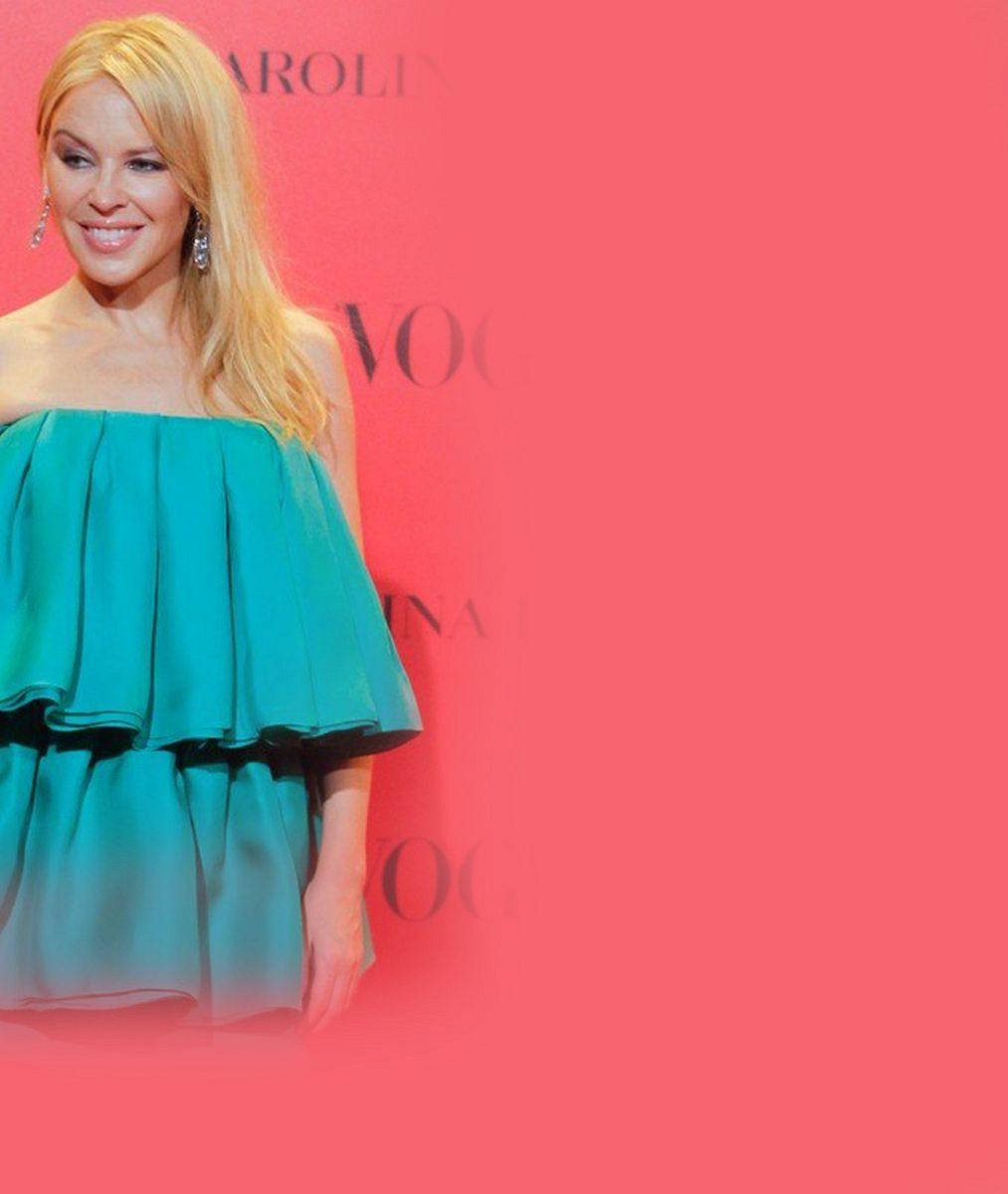 Kylie Minogue se na večírku potkala s bývalým, který jí zlomil srdce. Ten ale musel litovat, vypadala božsky!