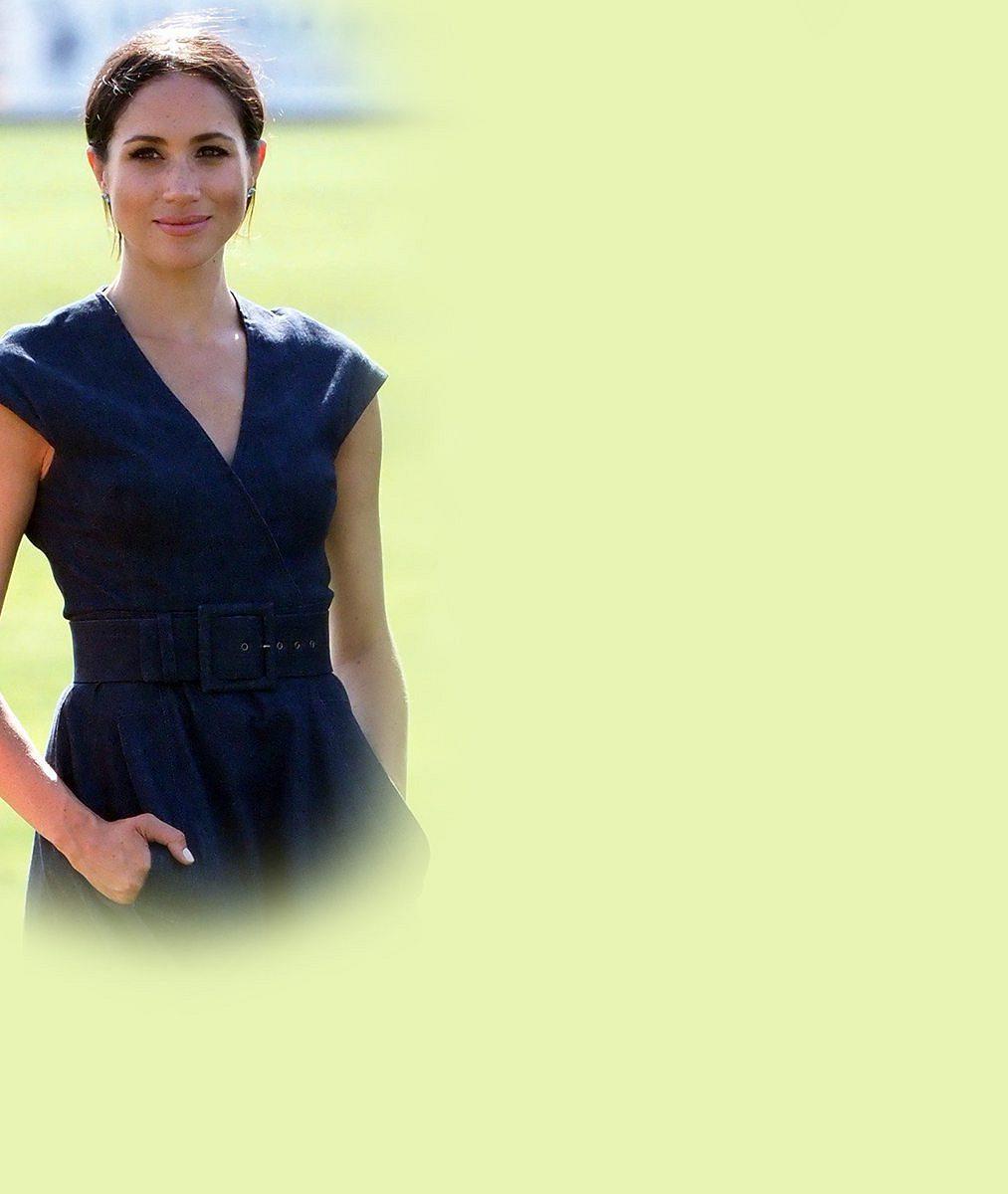 Meghan vévodkyně ze Sussexu