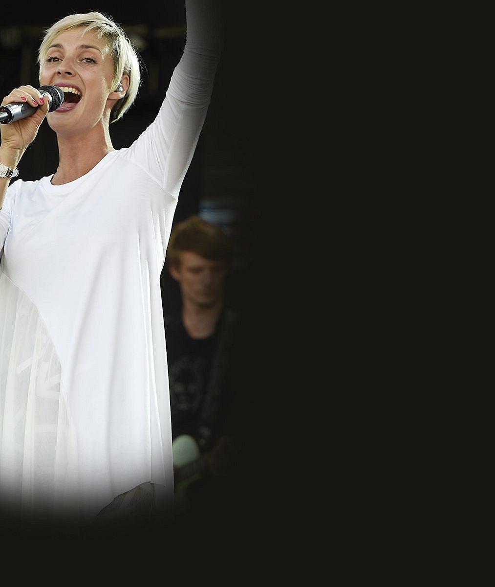 Bára Poláková sice nemůže zpívat, ale nechce být negativní: Přijímám změny, jak přicházejí, apodle toho se orientuji
