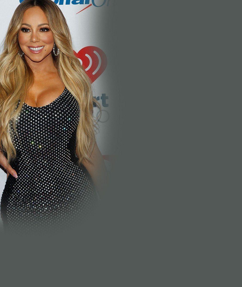 7 fotek jako důkaz: Dříve oplácaná Mariah Carey je na vysněné váze a prsí se ostošest