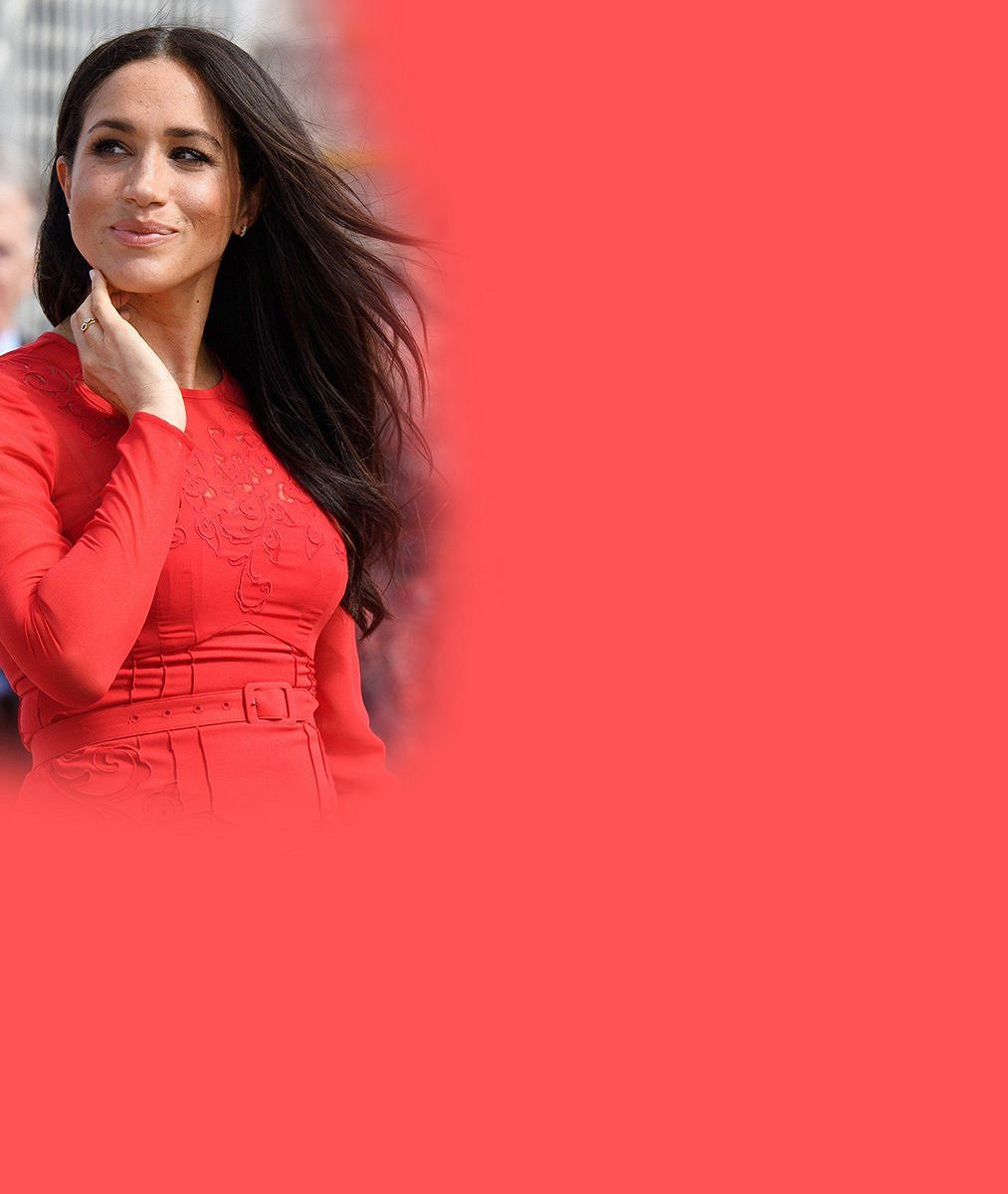 Britská módní ikona č. 1: Meghan totálně převálcovala Kate