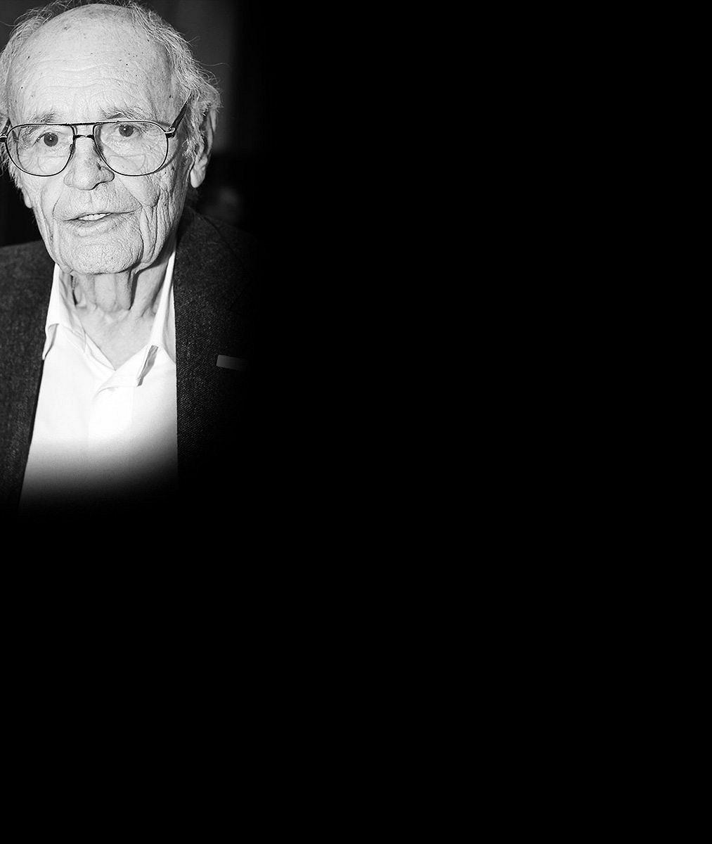 Zemřel Václav Vorlíček (✝88): Do hereckého nebe odešel legendární režisér Arabely a Popelky