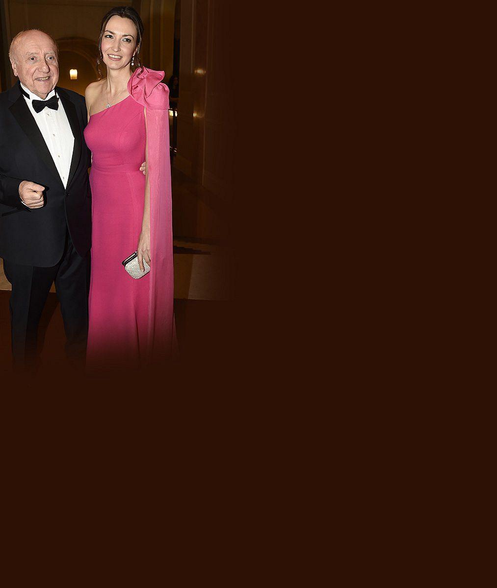 Lucie Gelemová (38) se po sedmi letech rozešla s Felixem Slováčkem (77)