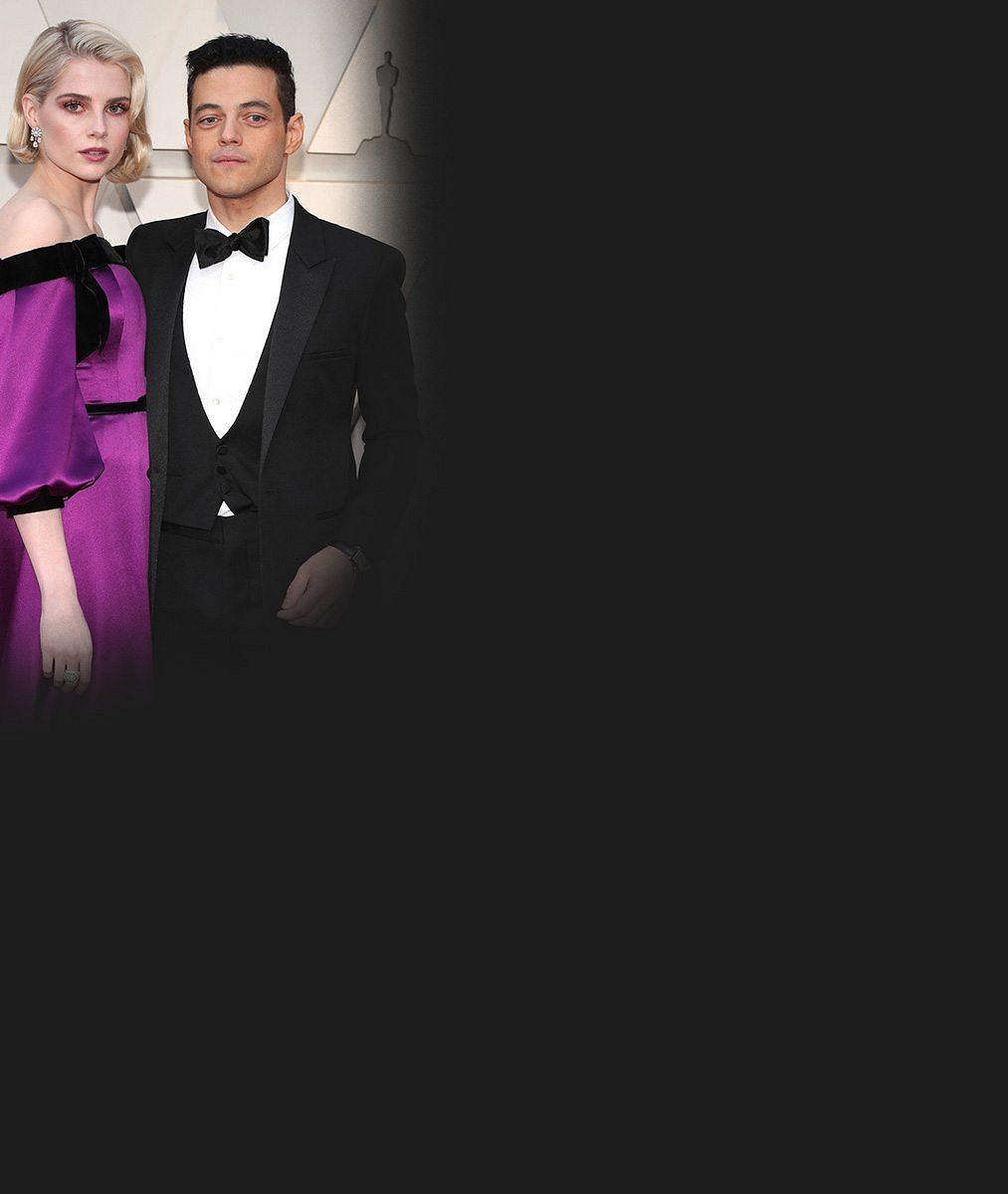 10zamilovaných párů na Oscarech: Znáte drahé polovičky hollywoodských hvězd?