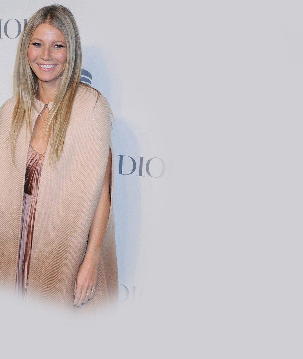 Za tuhle fotku to Gwyneth Paltrow schytala od své dcery! Ta si na ni veřejně stěžovala