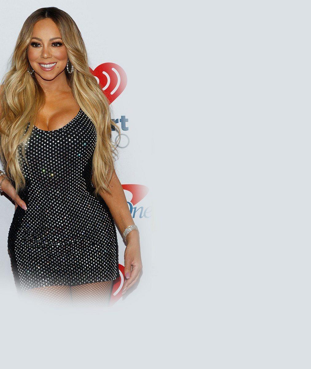 10fotek zachycujících vývoj siluety královny jo-jo efektu Mariah Carey