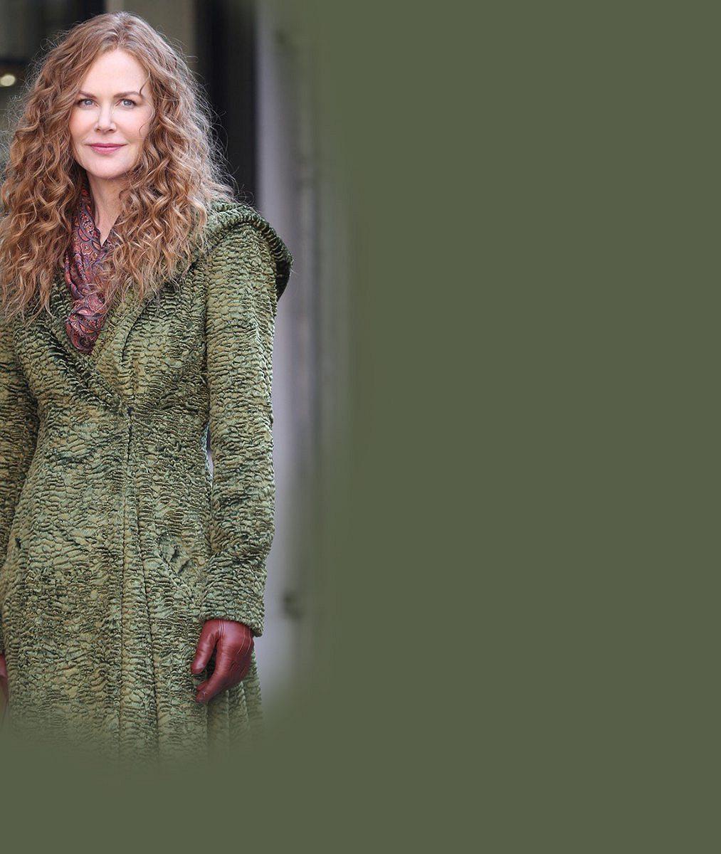 8účesů sexy zrzky Nicole Kidman: Podívejte se, jak se měnila během své kariéry