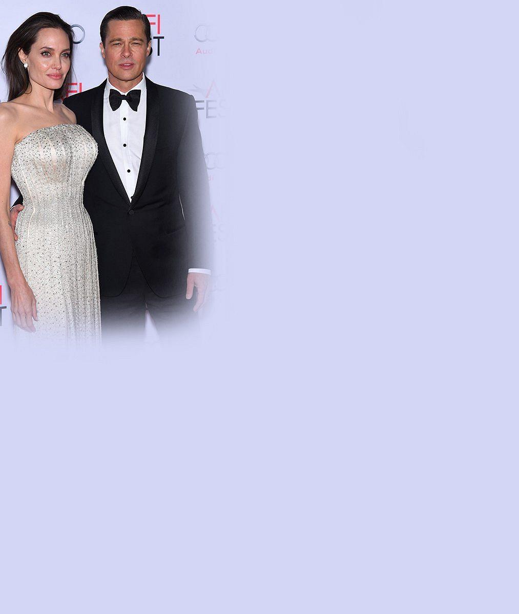 Brad a Angelina jsou oficiálně svobodní! Herečka se legálně vzdala i příjmení Pitt