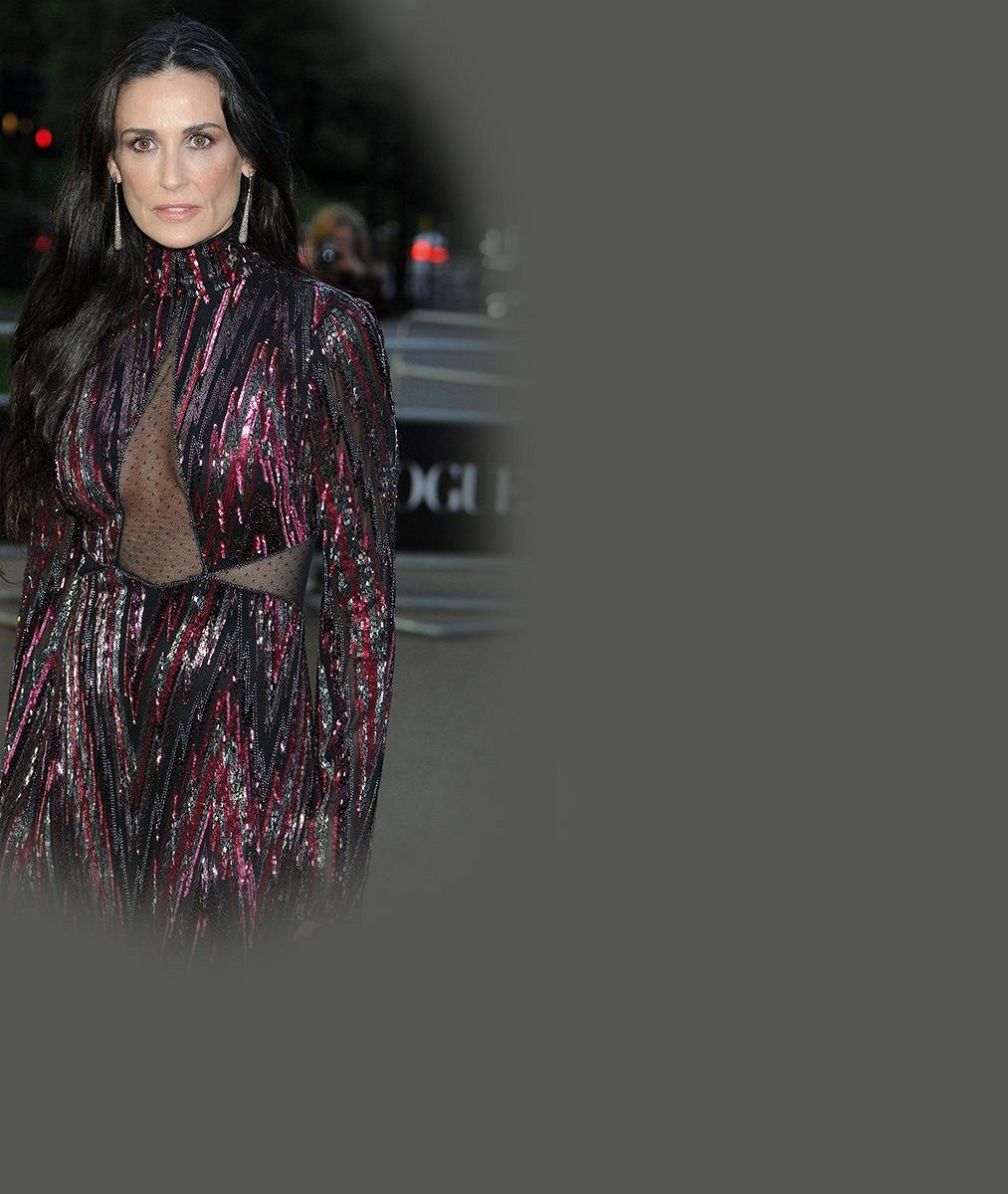 Těžká závislost na drogách aporuchy příjmu potravy: Herečka Demi Moore (56) prozrazuje šokující informace ze své minulosti