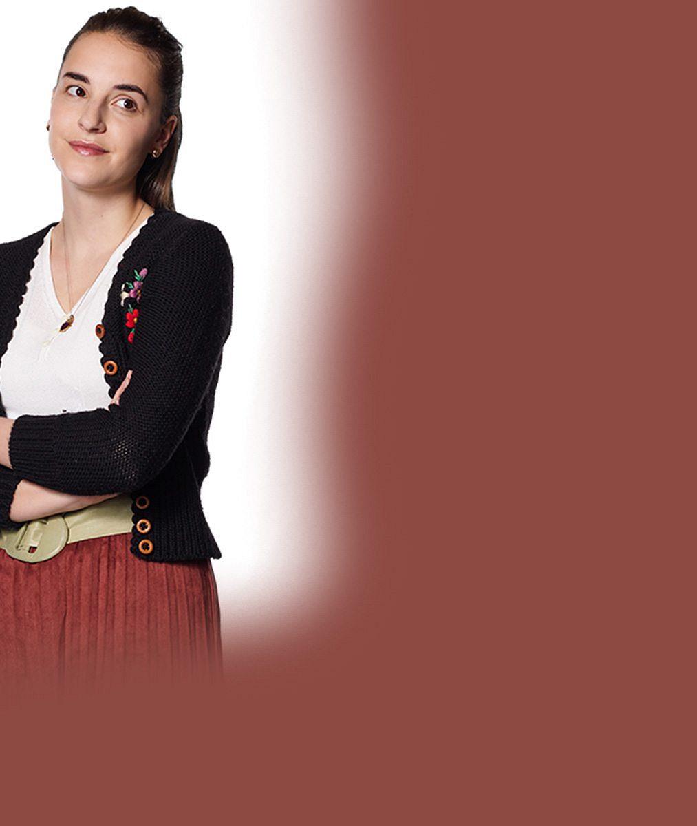 Co říkáte na novou seriálovou lásku Jakuba Prachaře? Je to tahle okatá brunetka