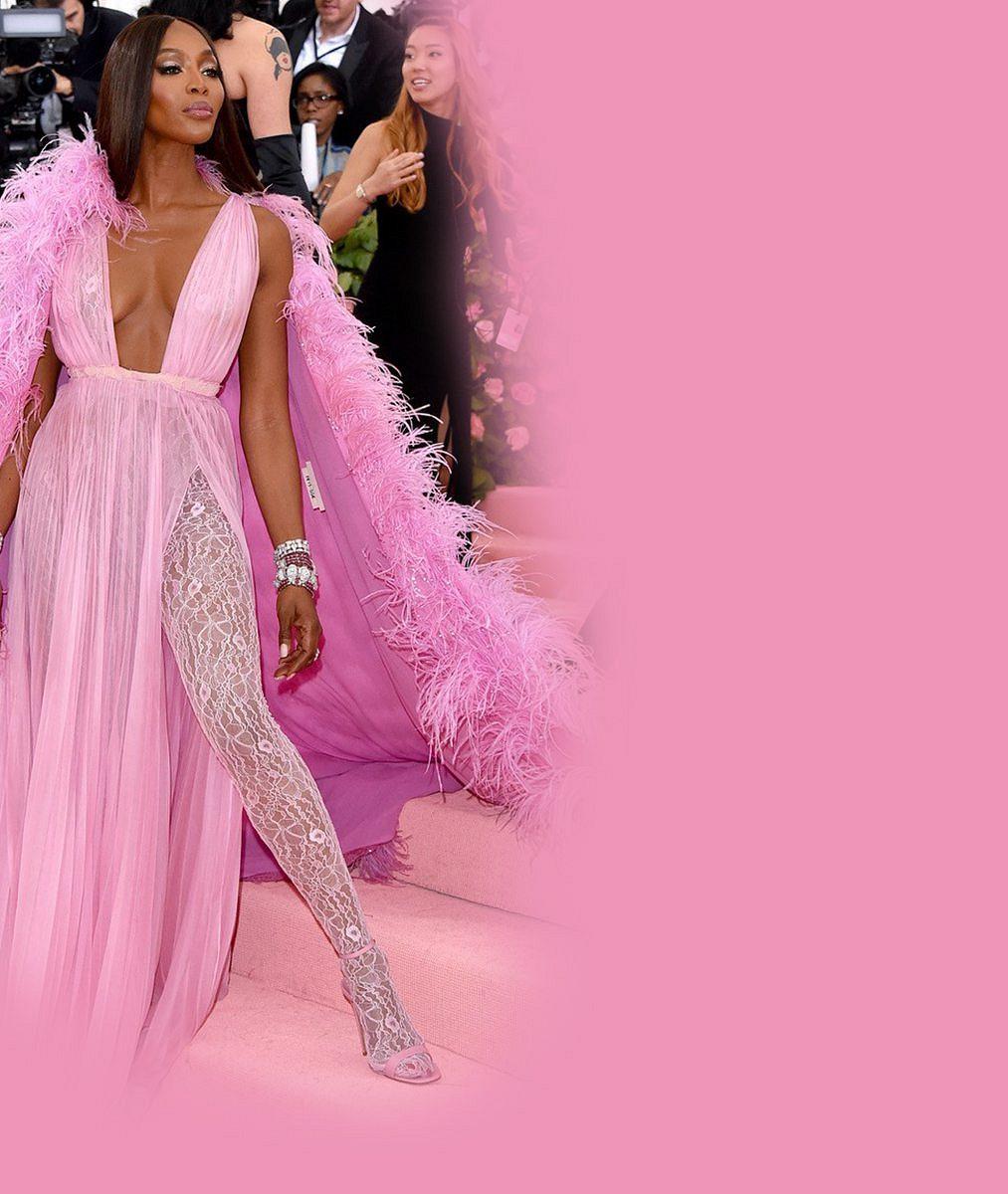 Jak si Naomi Campbell udržuje svou štíhlou postavu? Modelka přiznala, že jí jen jedno jídlo denně