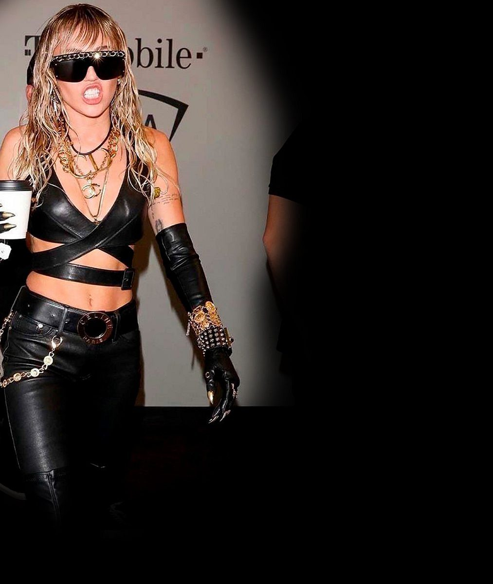 Takhle pracuje na své postavě, okteré si fanoušci myslí, že je moc vychrtlá: Miley Cyrus ukázala sílu svého bříška