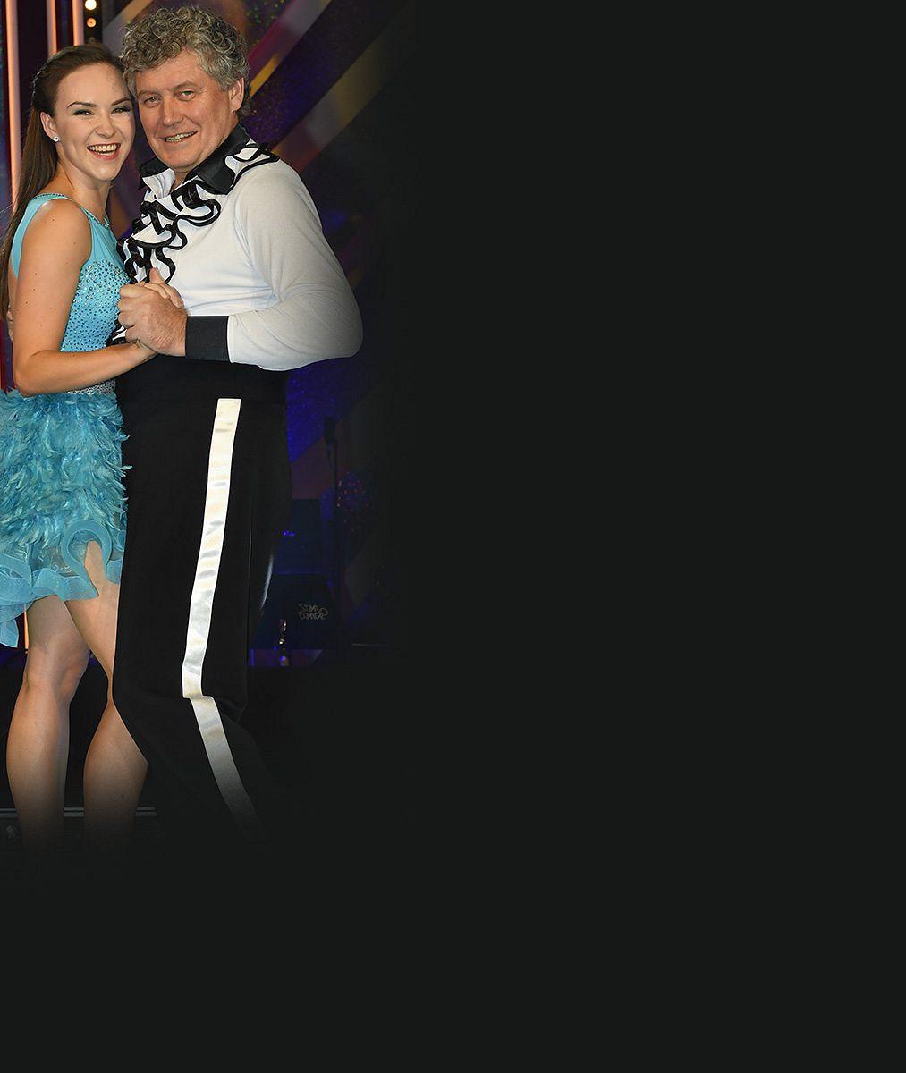 Ženská přesila: Miroslava Hanuše na první StarDance podpořila rodina, pochlubil se manželkou a dcerami