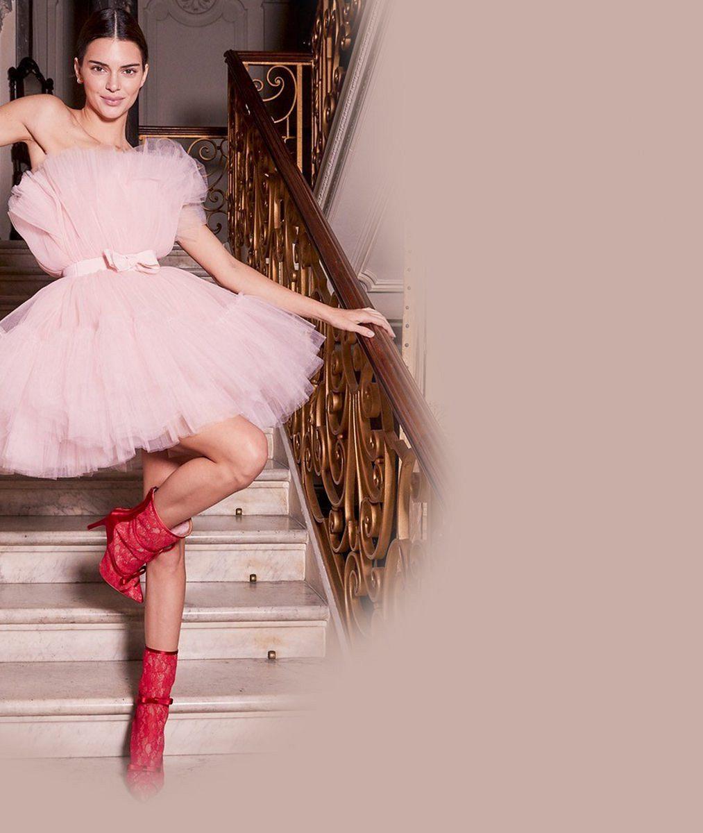 Jako divoká šelma: Kendall Jenner zapózovala ve svůdném prádélku