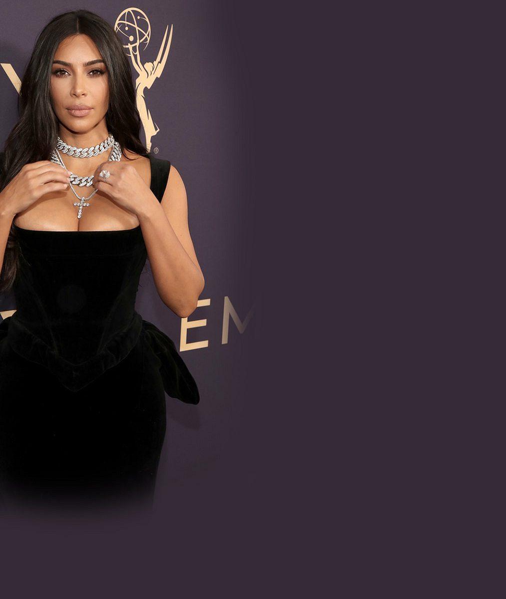 Kim Kardashian nabrala 8kilo amarně se snažila nasoukat křivky do vysněných šatů