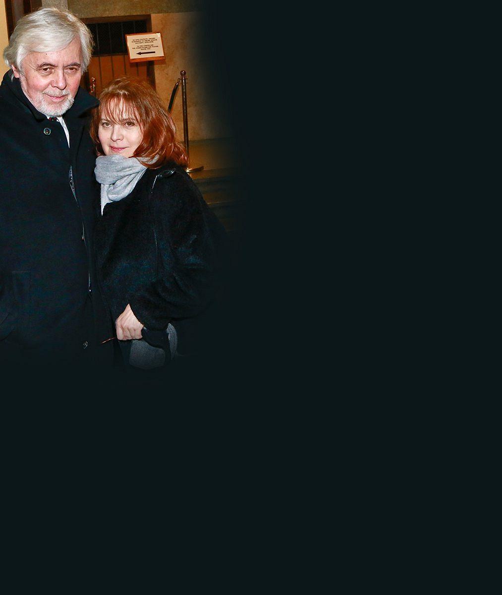 Josef Abrhám (80) je už přes 40let sLibuškou Šafránkovou (66): Kterou zpěvačku podváděl, když se do životní lásky zamiloval?