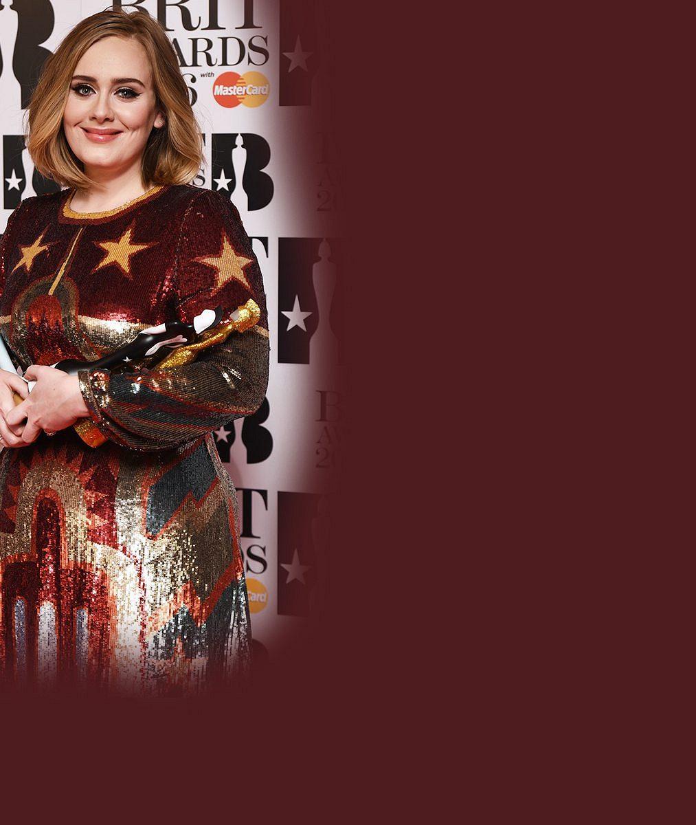 Kdepak 20kilo dole: Zpěvačka Adele se pochlubila, kolik celkově zhubla od rozchodu smanželem. To budete koukat!