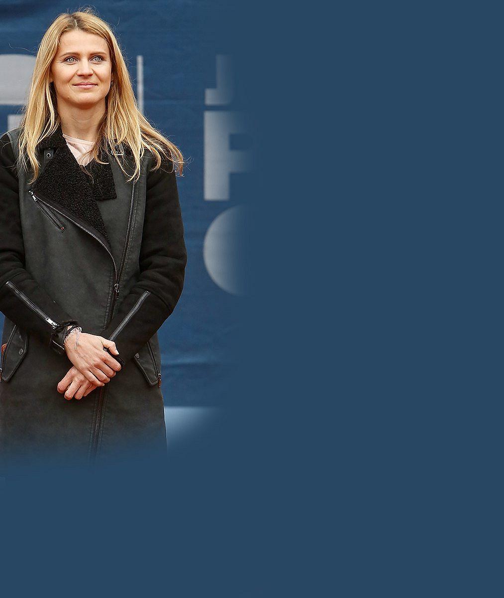 Lucie Šafářová ukázala půlroční dcerku a prozradila, jestli s hokejistou Plekancem uvažují o dalších dětech