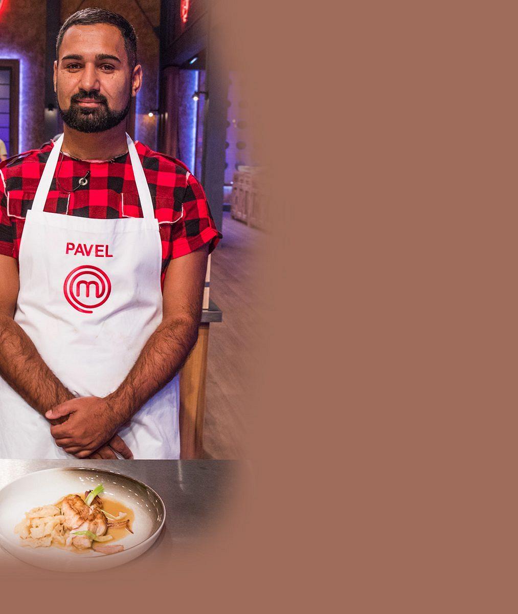 Neboduje pouze vsoutěži MasterChef. Pavel Berky zažívá úspěch ve zcela jiném oboru, než je vaření