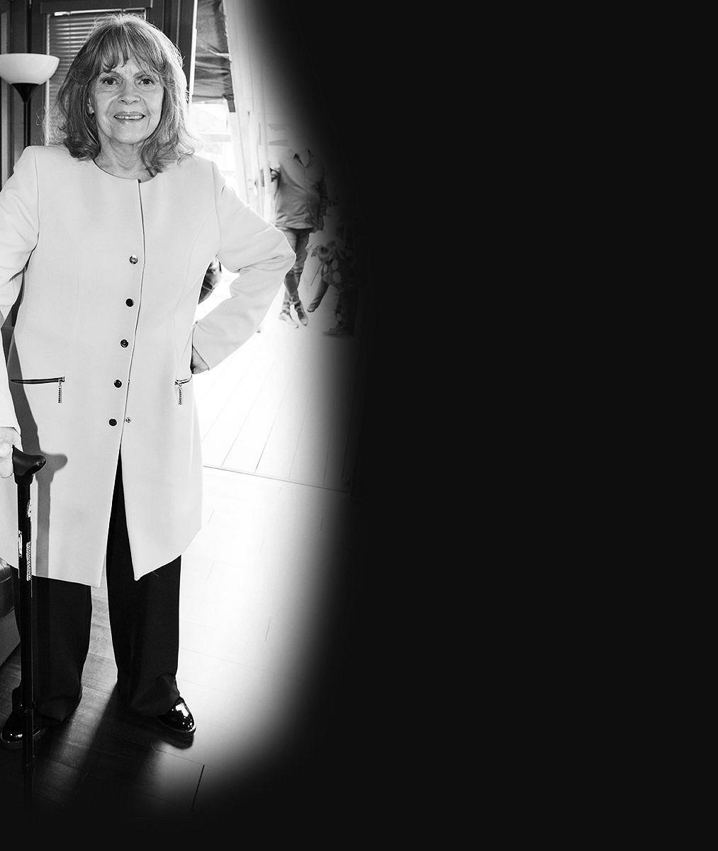 SEvou Pilarovou (✝80) se loučili Dyk, Bohdalová, Zagorová iAbsolonová. Dalibor Gondík ministroval