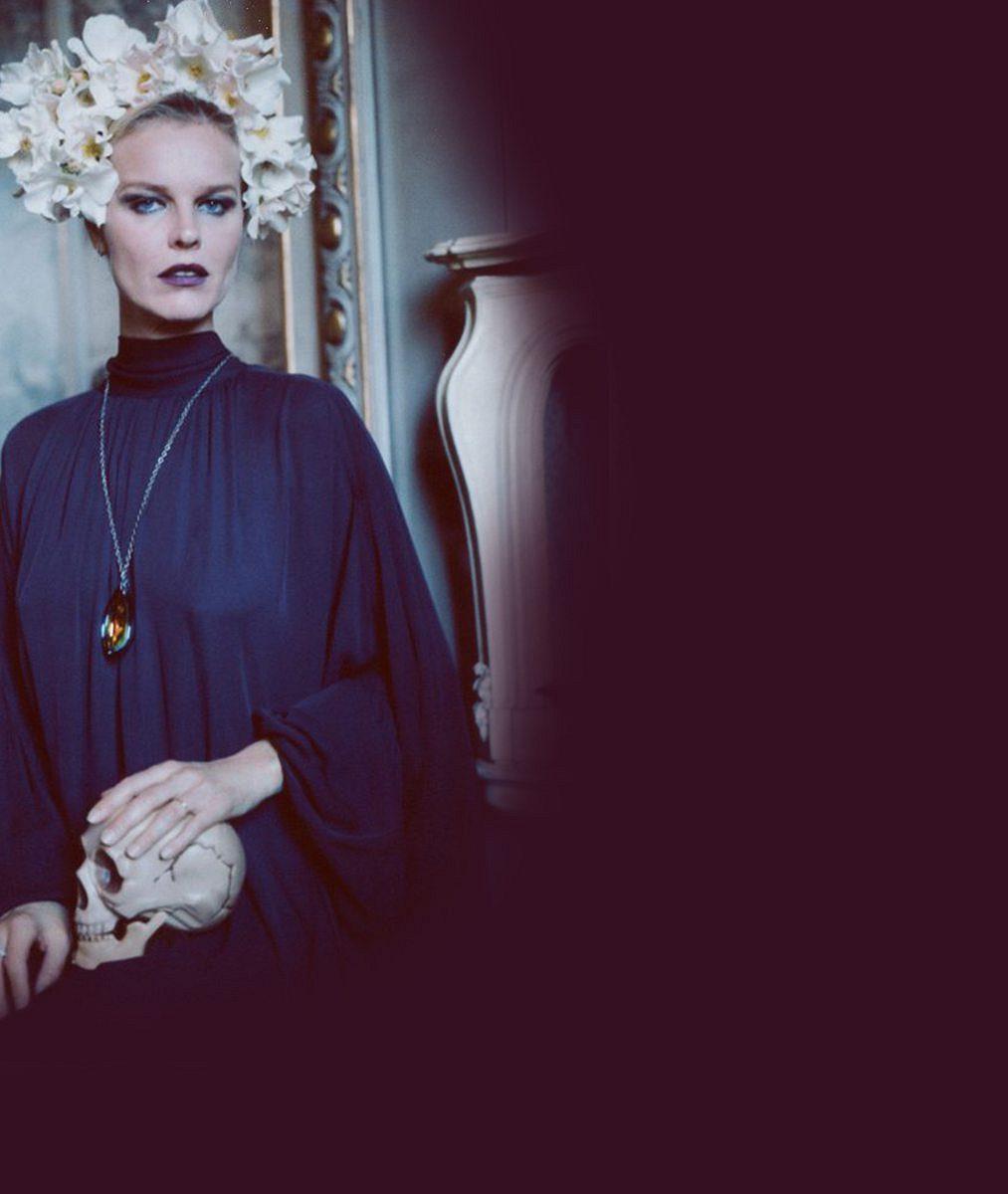 Jako vpohádce: Eva Herzigová pózovala na obálce české módní bible