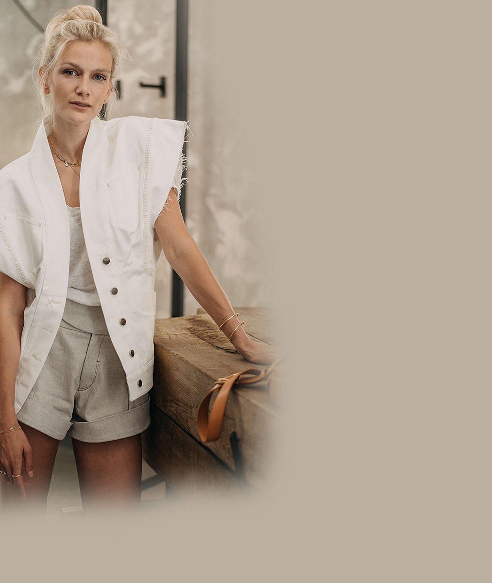 Přivlastněte si styl topmodelky. Česká kráska Stráská se pustila do navrhování