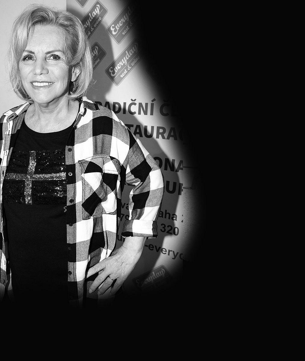 Jiří Krampol o úmrtí milované manželky: Bylo to absolutně nečekané, držel jsem ji v náručí