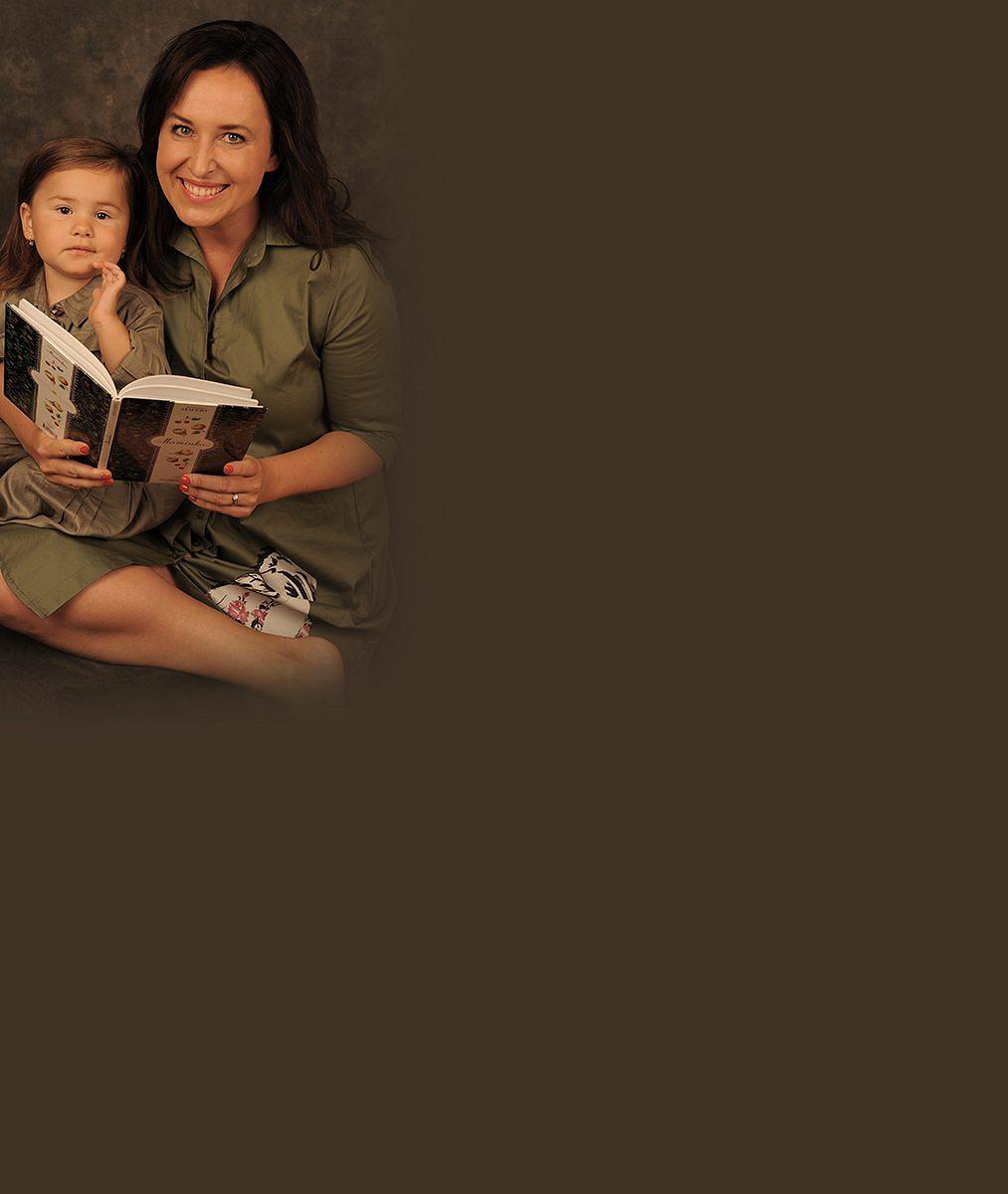 Jako panenka: Bývalá kolegyně Mareše aHezuckého se pochlubila roztomilou dceruškou