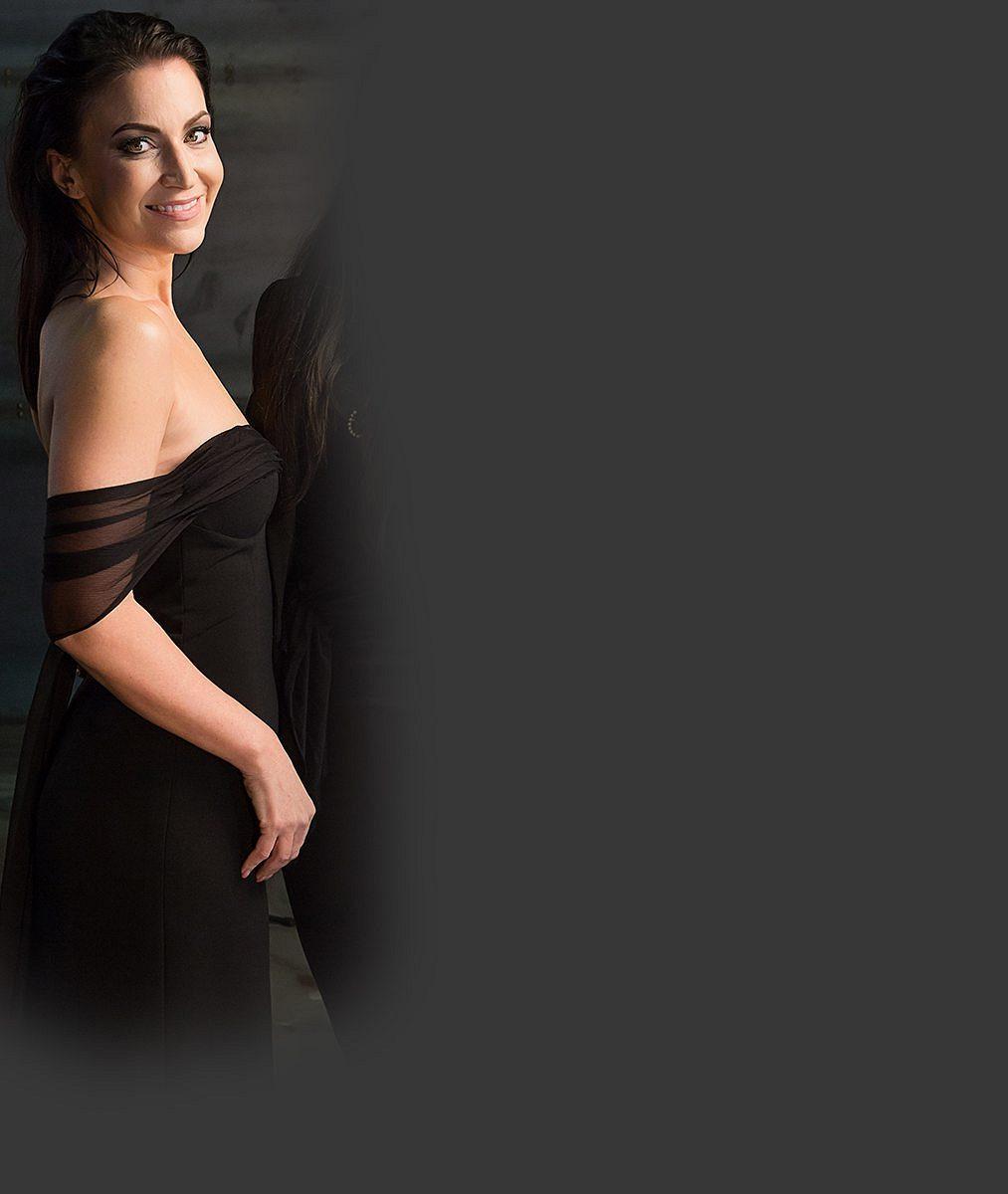 Hollywoodská hvězda vPraze: Partyšová prosila ospolečnou fotku, herec měl jednu podmínku